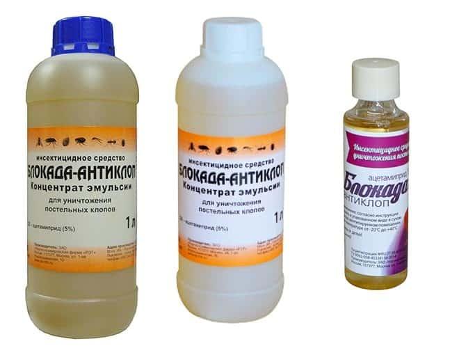 Блокада-Антиклоп особенности применения, отзывы о препарате разные формы выпуска