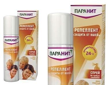 40 лучших средств от вшей и гнид для детей и взрослых ПАРАНИТ СРЕДСТВО