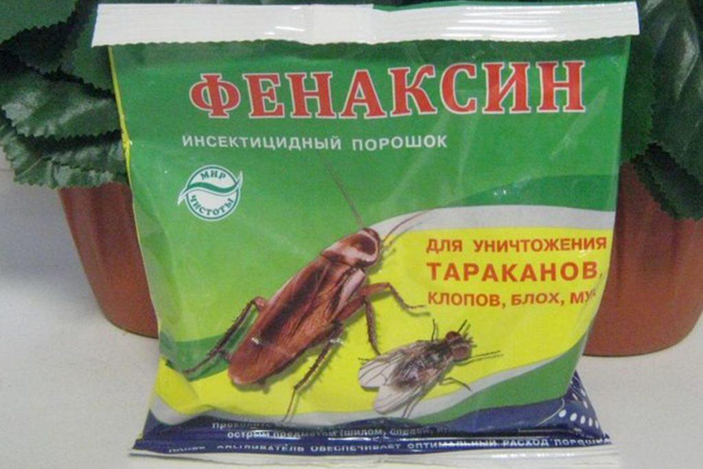 Как выбрать самый эффективный порошок от клопов Фенаксин