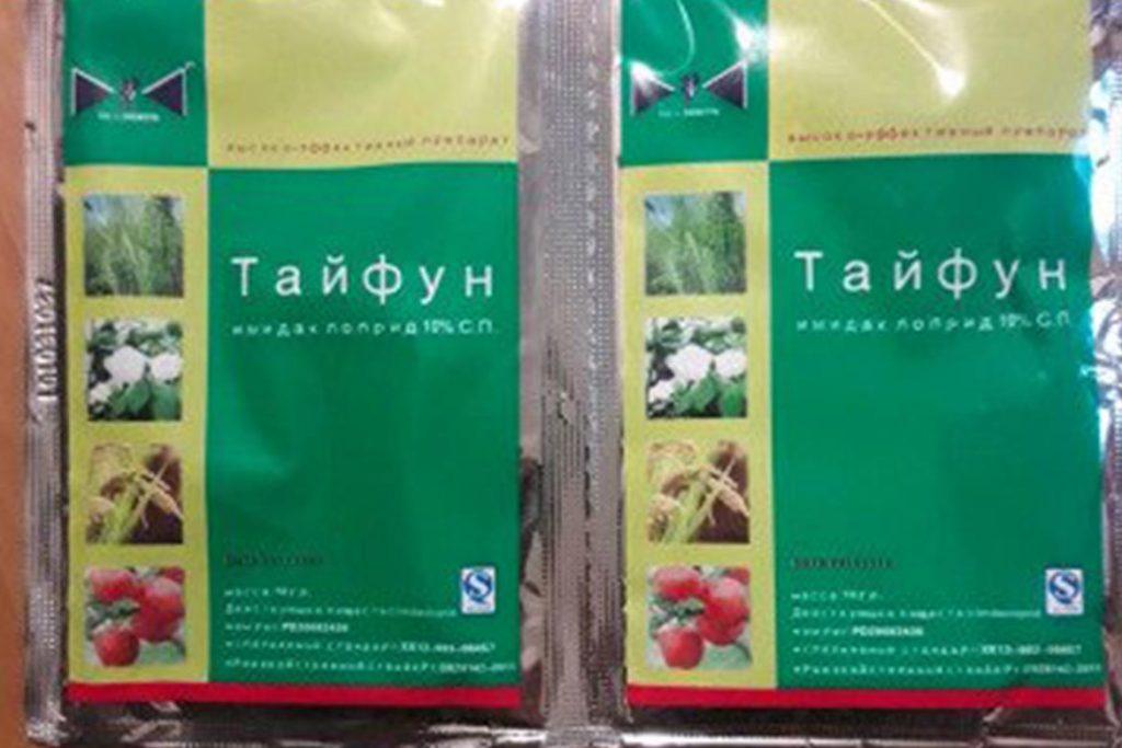 Как выбрать самый эффективный порошок от клопов Тайфун