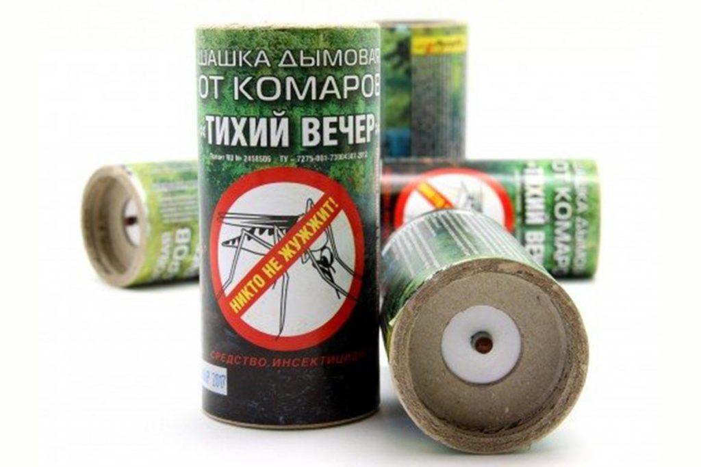 Применение инсектицидных дымовых шашек для уничтожения клопов в помещении Тихий Вечер