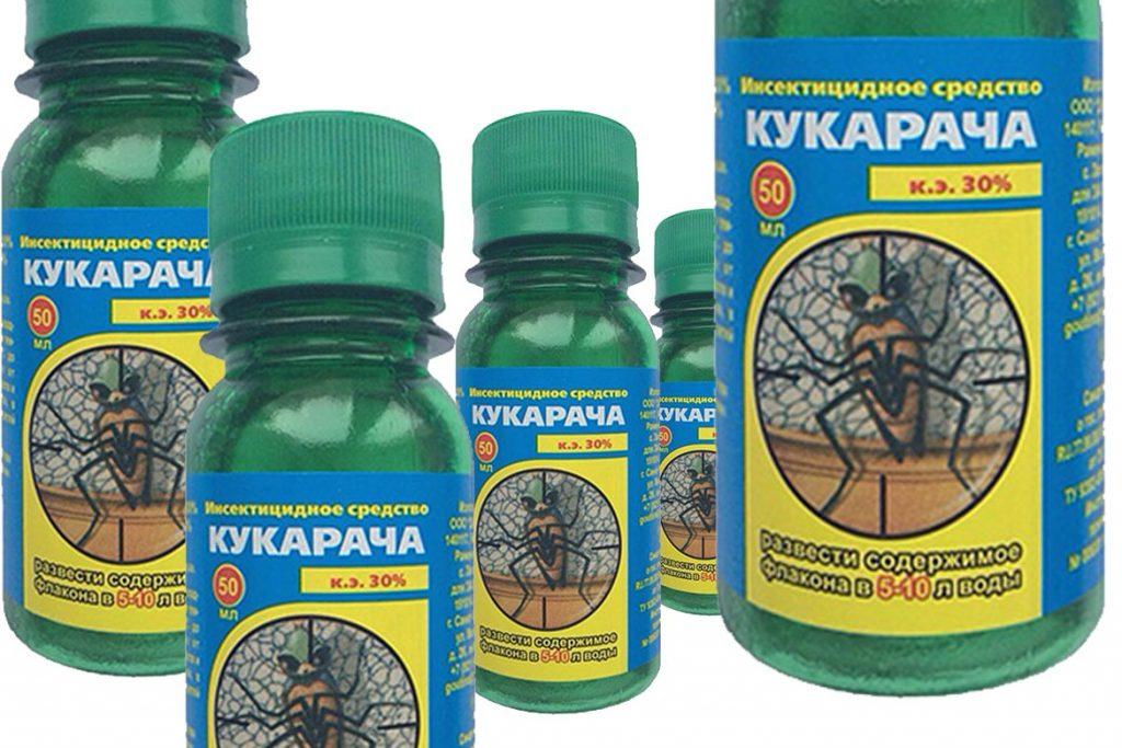 Средство от клопов Кукарача отзывы цена и инструкция по применению где купить