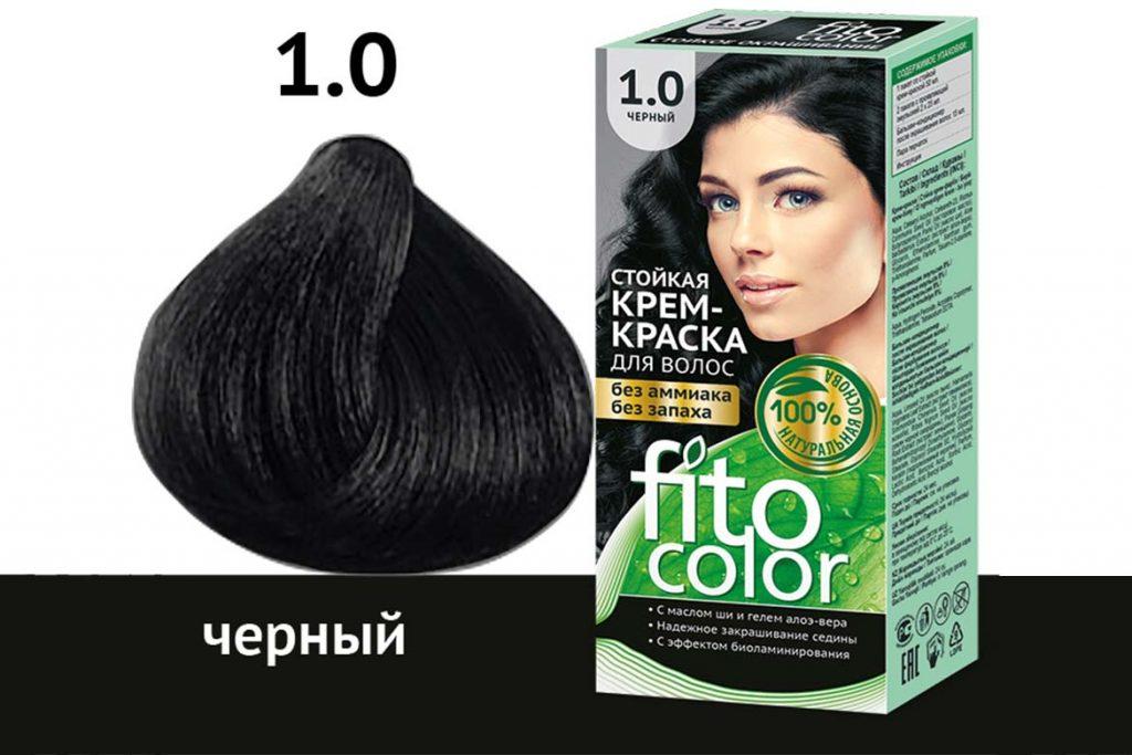 7 красок для волос – убийц вшей и гнид Fitocolor