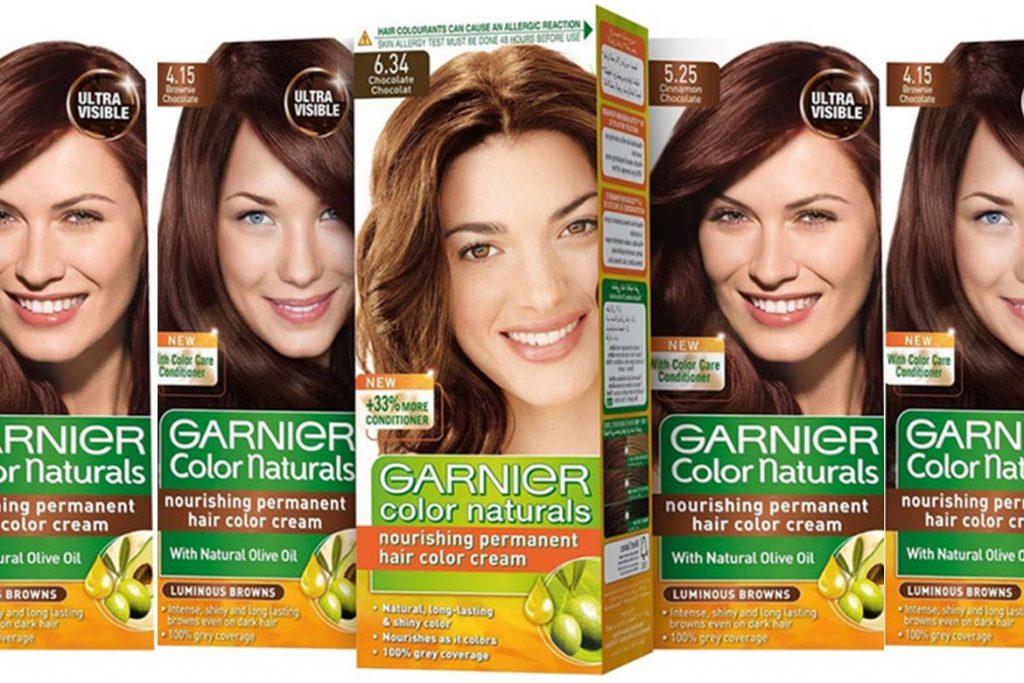 7 красок для волос – убийц вшей и гнид GARNIER Color Naturals