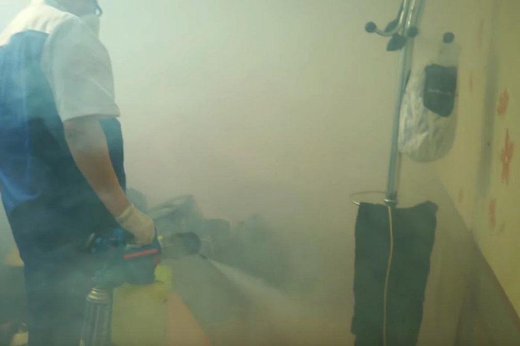 Уничтожение клопов горячим туманом принцип действия отзывы потребителей сравнение с холодным