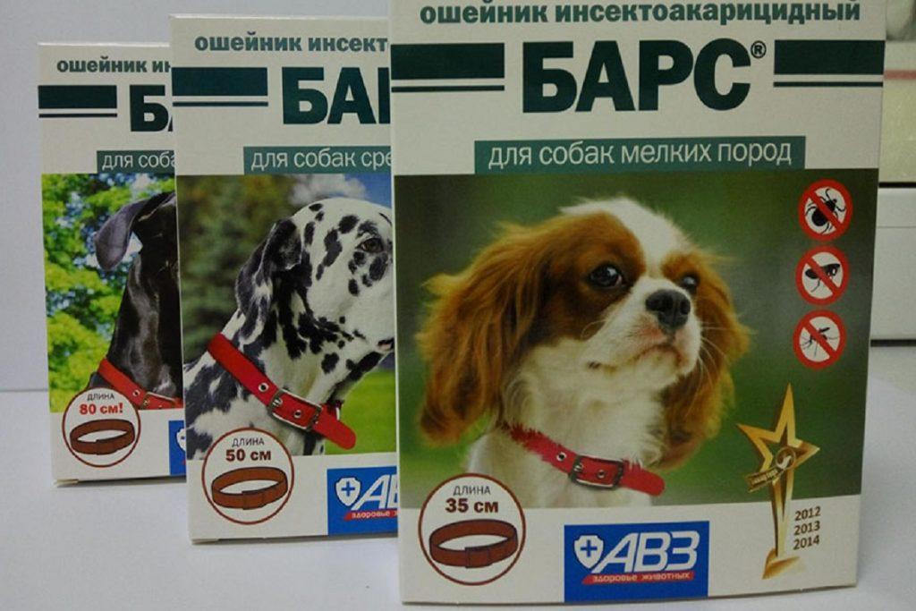 10 лучших средств Барс от блох и клещей, для собак, кошек, щенков, котят ошейник