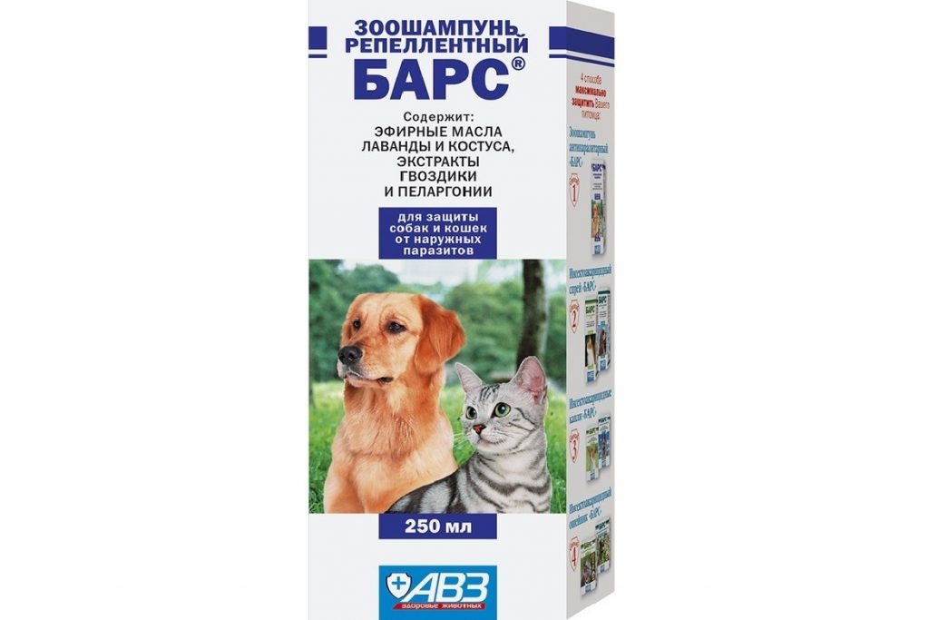 10 лучших средств Барс от блох и клещей, для собак, кошек, щенков, котят шампунь
