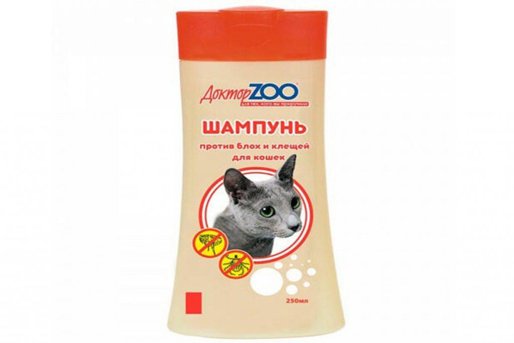 10 лучших средств от клещей для кошек и котят шампуни