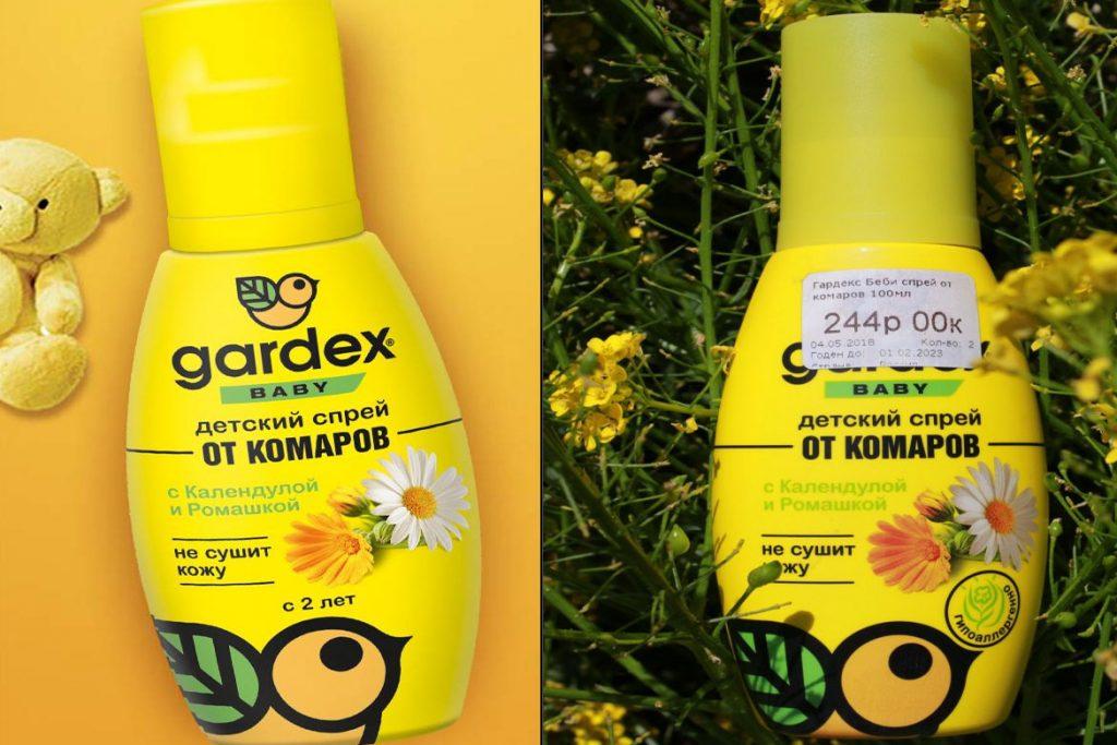 19 лучших средств Гардекс - Спрей от комаров для детей