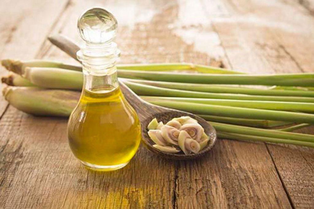 34 эфирных масел от клещей- Масло лемонграсс