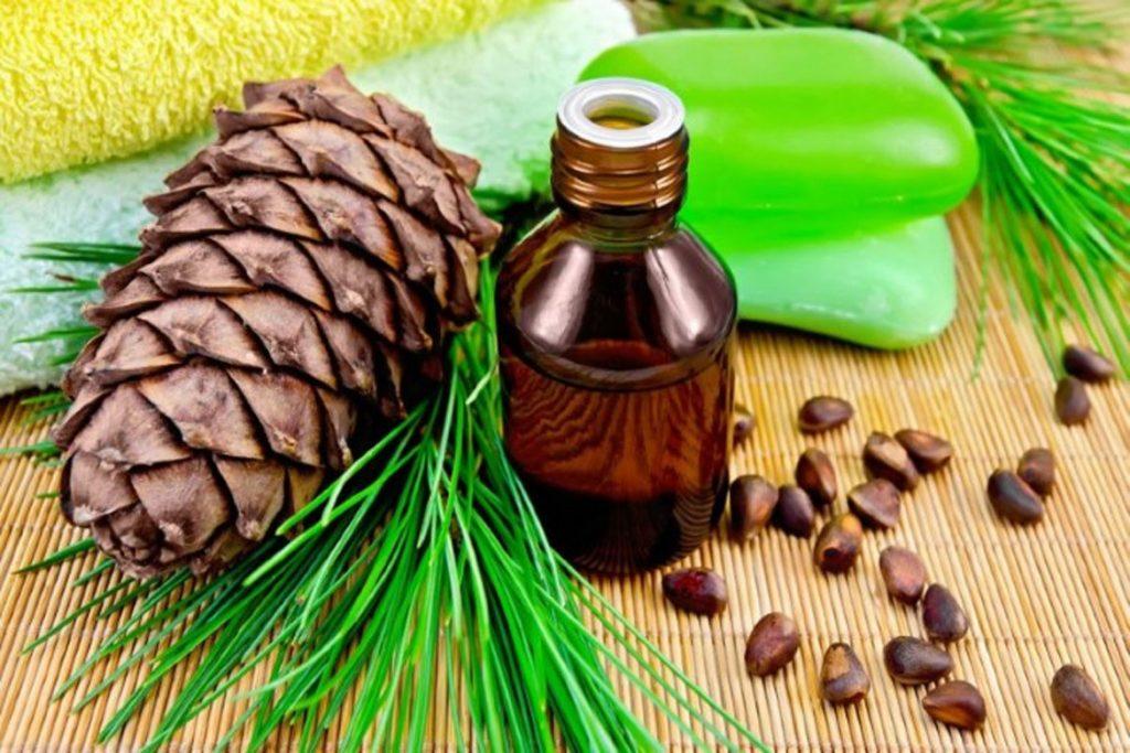 34 эфирных масел от клещей- Эфирное масло кедра