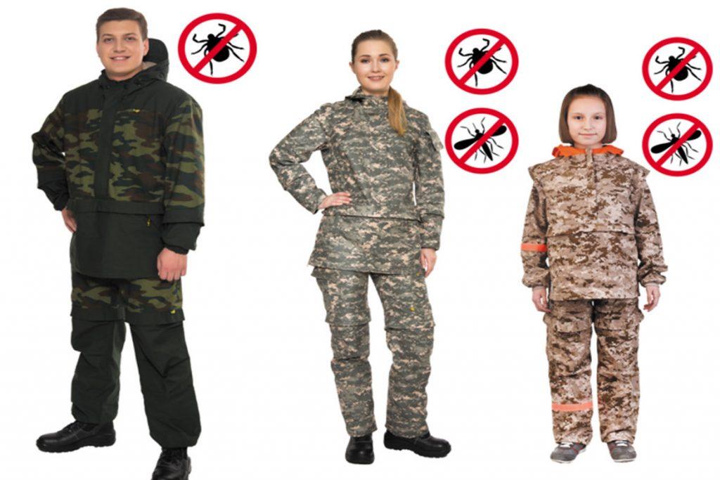 47 народных средств для людей, которых боятся клещи – одежда