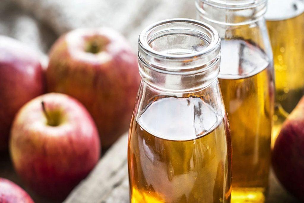 47 народных средств для людей, которых боятся клещи –Яблочный уксус