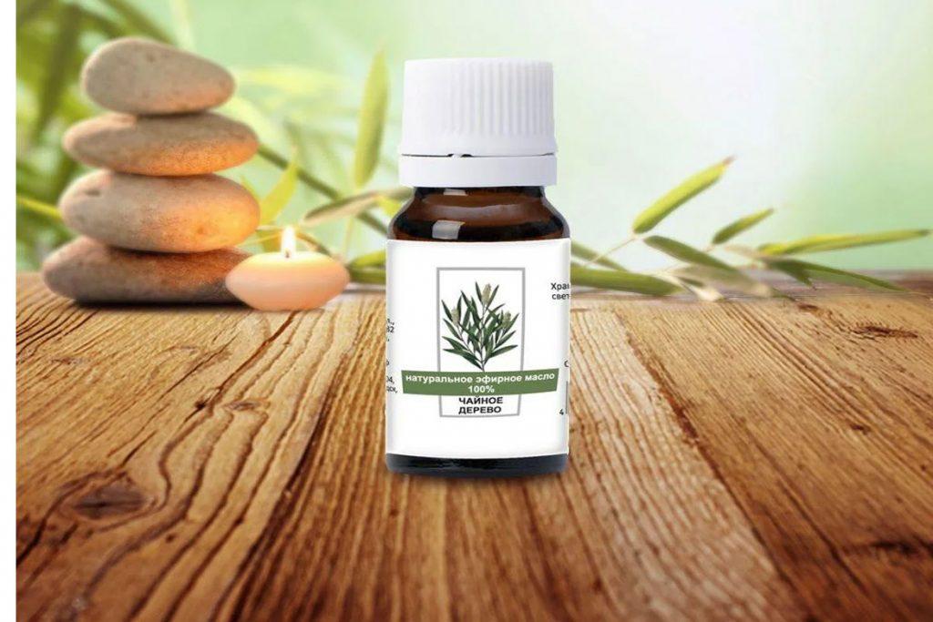 34 эфирных масел от клещей- Чайное дерево