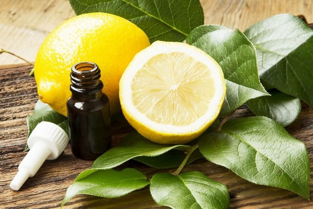 34 эфирных масел от клещей- Масло лимона