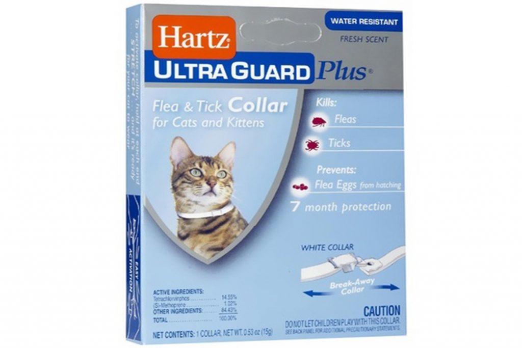 8 лучших ошейников от клещей для кошек и котят – отзывы ошейник Хартц Ультра Гард Плюс