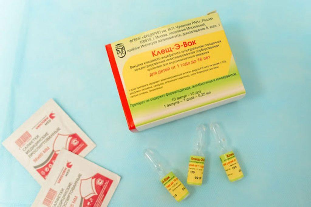 «Клещ-Э-Вак» вакцина от клещевого энцефалита - противопоказания