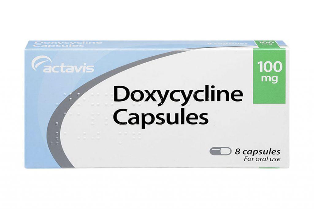 16 самых лучших антибиотиков и противовирусных средств, применяемых при укусе клеща – схема лечения, профилактика опасных заболеваний, Доксициклин