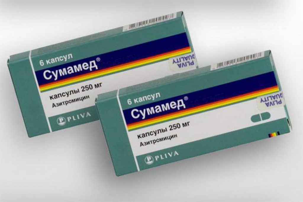 16 самых лучших антибиотиков и противовирусных средств, применяемых при укусе клеща – схема лечения, профилактика опасных заболеваний, Сумамед