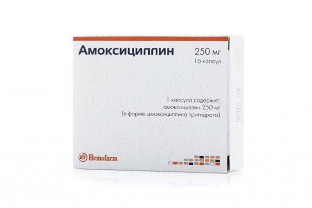 16 самых лучших антибиотиков и противовирусных средств, применяемых при укусе клеща – схема лечения, профилактика опасных заболеваний, Амоксициллин