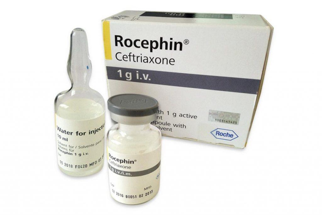 16 самых лучших антибиотиков и противовирусных средств, применяемых при укусе клеща – схема лечения, профилактика опасных заболеваний, Роцефин