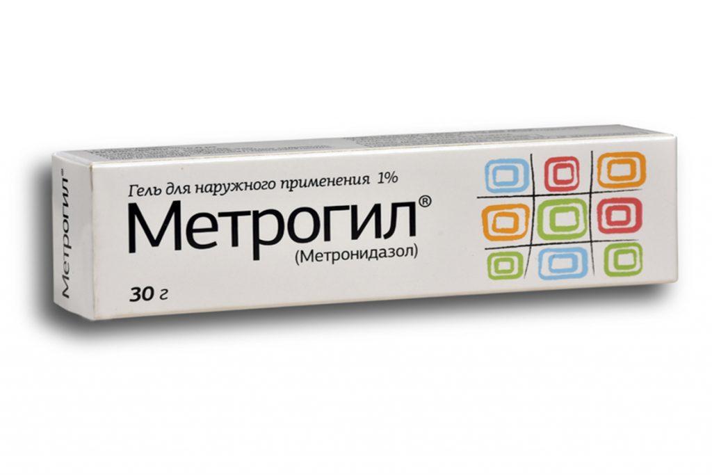 9 лучших средств для лечения демодекоза в домашних условиях, Метрогил