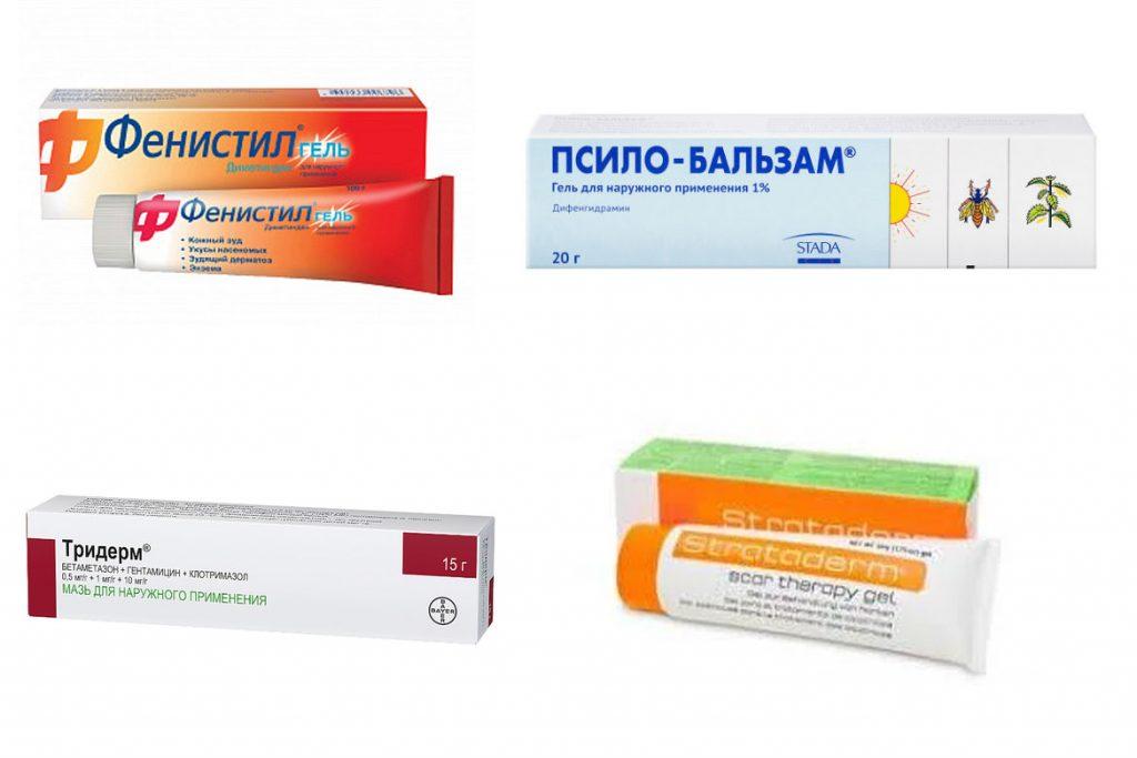 Алгоритм обработки пациента при педикулезе - препараты