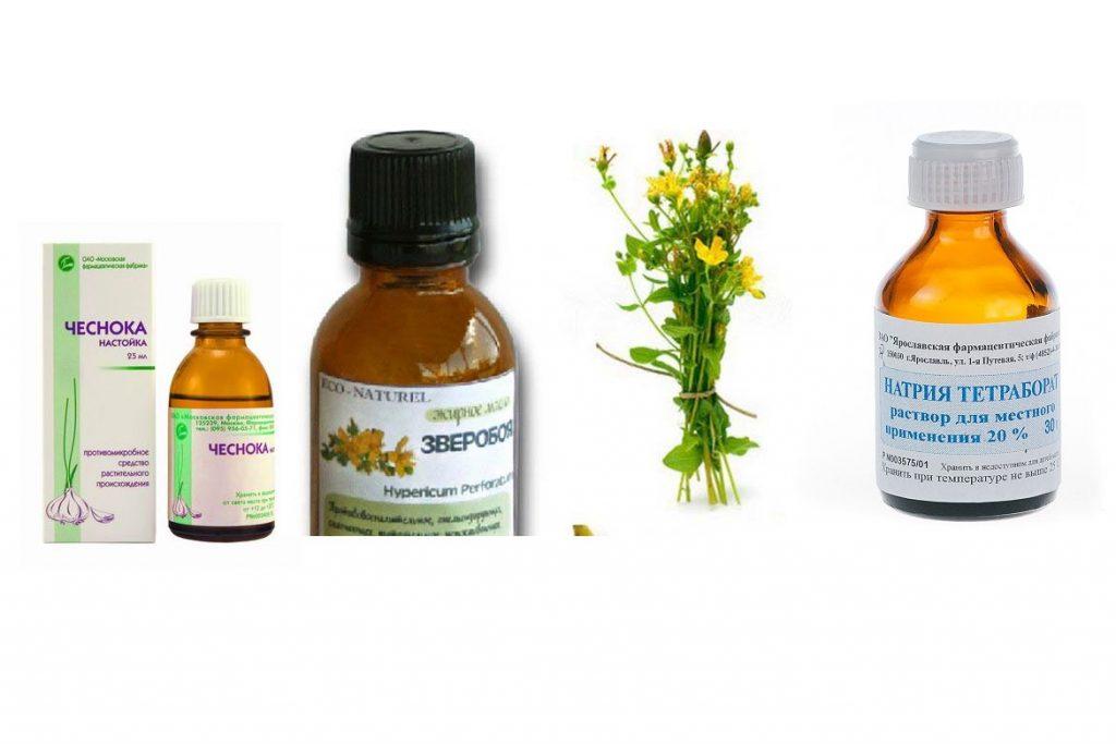 Антисептики и дезинфицирующие средства - препараты
