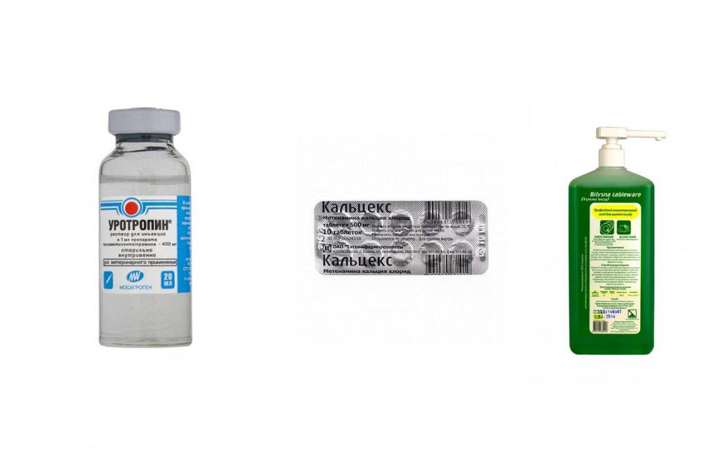 Антисептики и дезинфицирующие средства - альдегиды