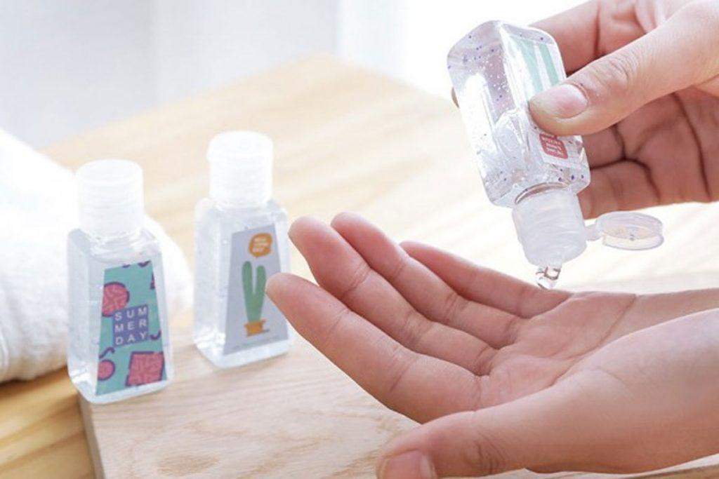 Как сделать кожный антисептик для рук своими руками - микробы
