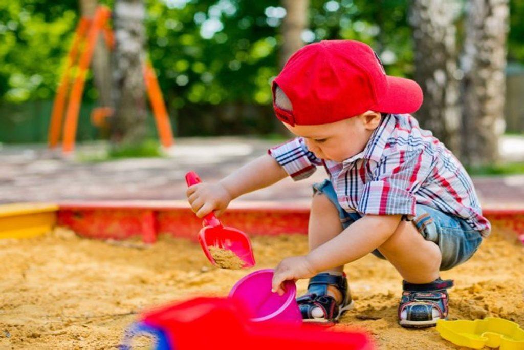 Могут ли вши появиться на нервной почве у ребенка - песочница