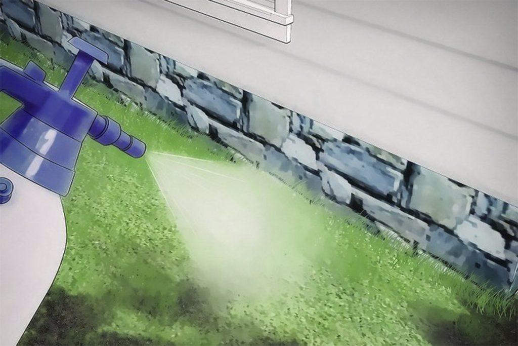 Обработка дачного участка от клещей – как бороться с клещом на даче, в саду, в огороде, в палисаднике, в лесу, обзор средств