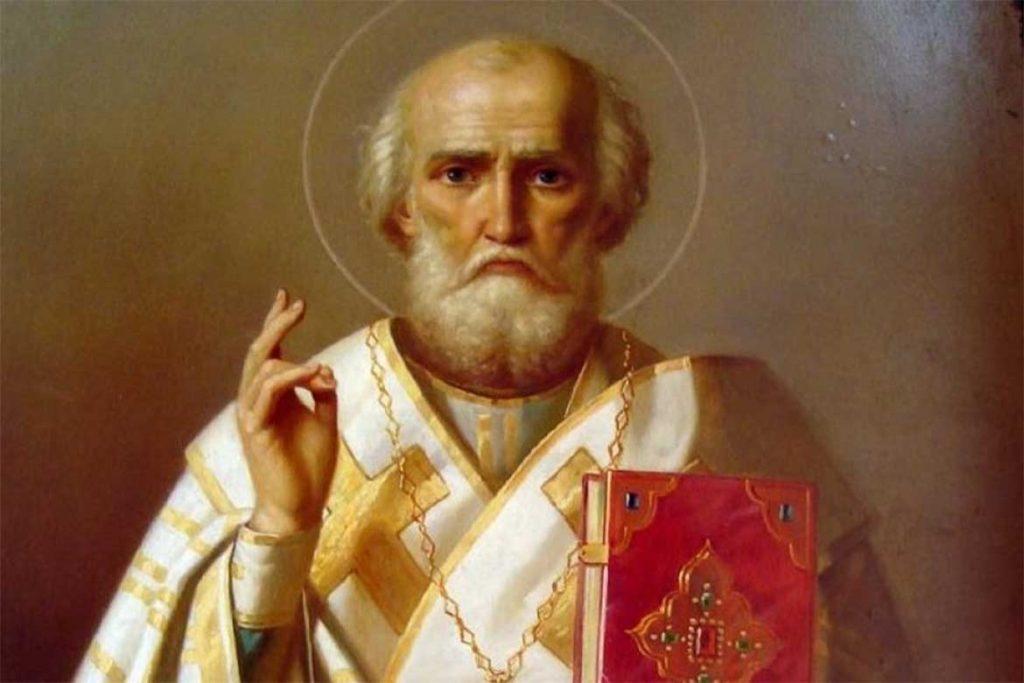 Молитва от клопов Николаю Чудотворцу