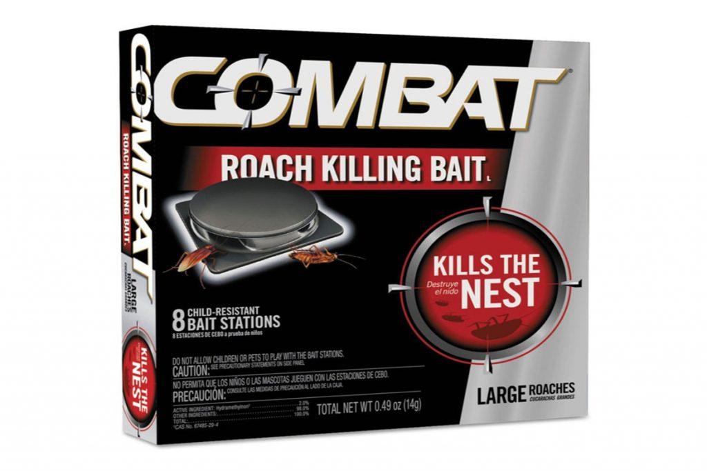 10 видов самой эффективной обработки (травли) тараканов в помещениях, ловушки Комбат