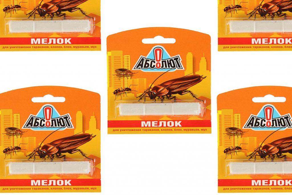 Как действует мелок Машенька и его аналоги от тараканов Аналоги