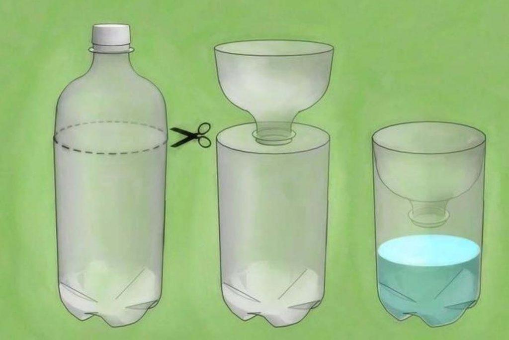 Как сделать самую эффективную ловушку для тараканов своими руками из пластиковой бутылки