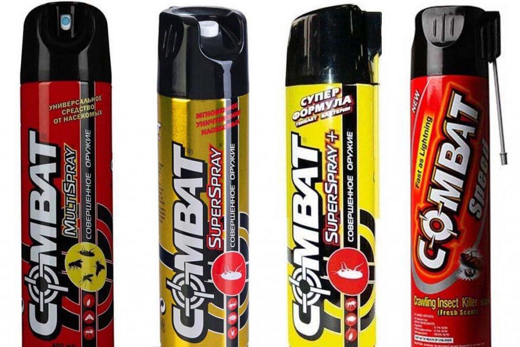 «Комбат» от тараканов — инструкция по применению, варианты средства, где купить, отзывы покупателей Combat SuperSpray+