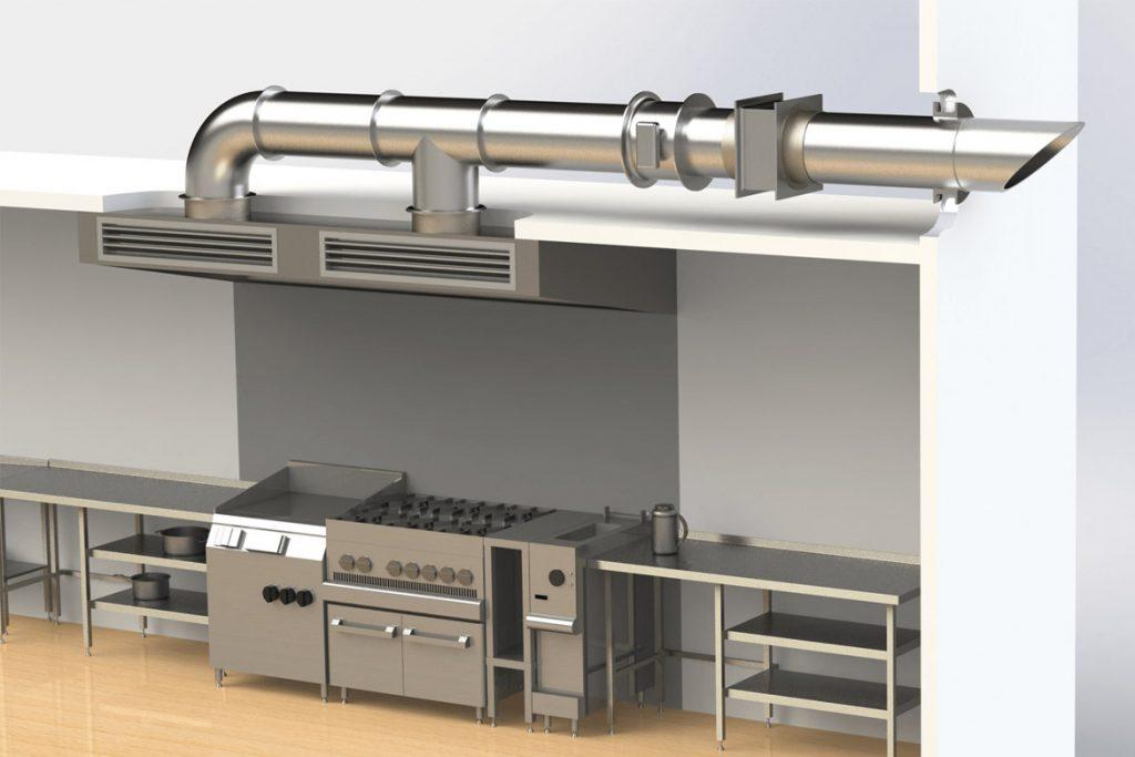 Сетка на вентиляцию от тараканов на кухне