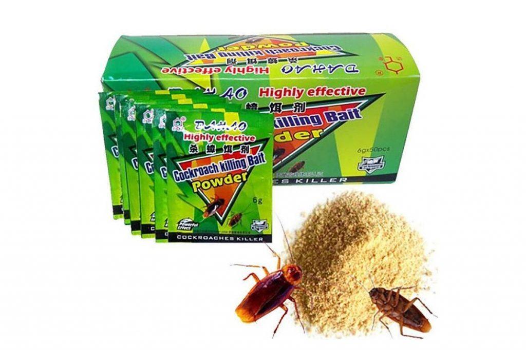 ТОП-8 лучших китайских средств от тараканов отрава в виде порошков, растворов, гелей, мелков, инструкция по применению, отзывы об использовании. Cockroach Miezhangqing