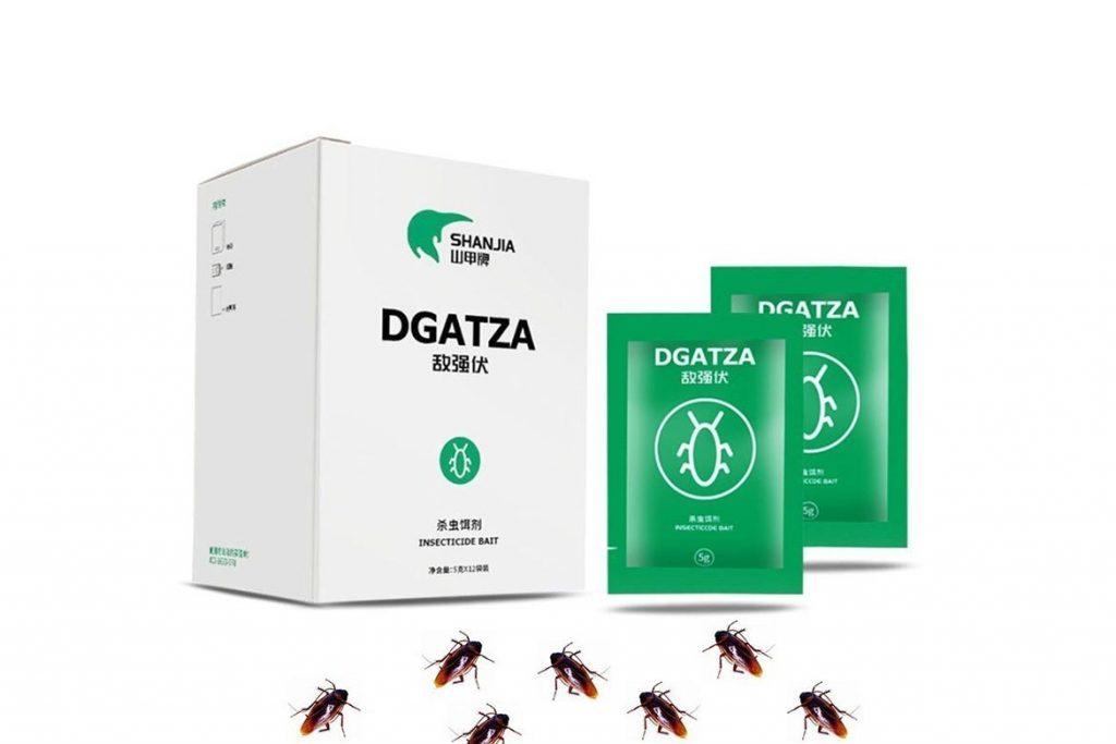 ТОП-8 лучших китайских средств от тараканов отрава в виде порошков, растворов, гелей, мелков, инструкция по применению, отзывы об использовании, DGatza Таракан