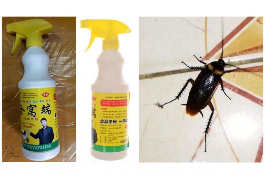 ТОП-8 лучших китайских средств от тараканов отрава в виде порошков, растворов, гелей, мелков, инструкция по применению, отзывы об использовании, спрей Penji