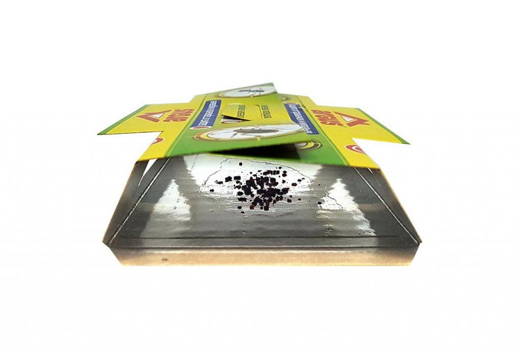 Ловушка для тараканов Аргус (Argus) – средство на клеевой основе, инструкция по применению, отзывы об использовании 02