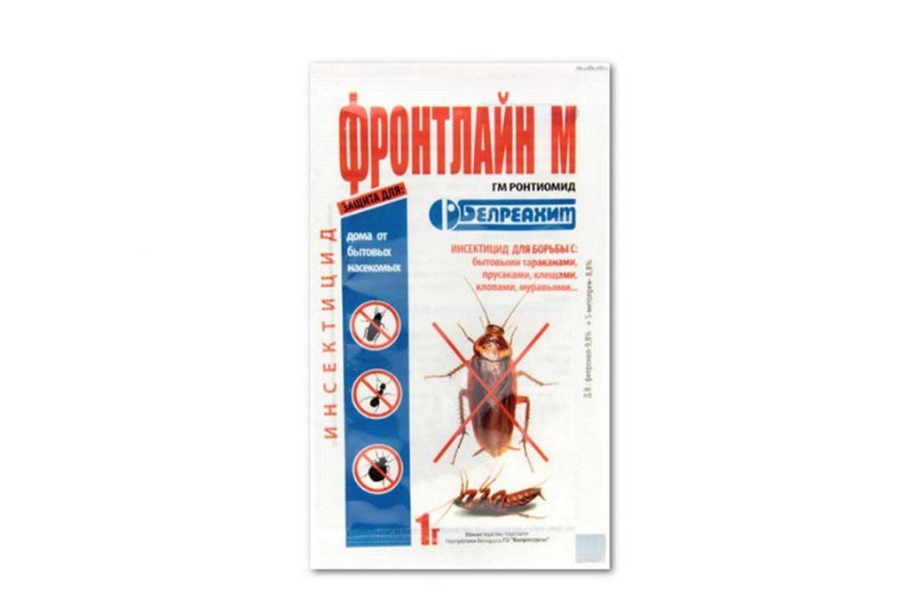 ТОП-7 лучших средств с фипронилом гели, спреи, тотальное истребление тараканов в квартире, отзывы об использовании, порошок Фронтлайн М